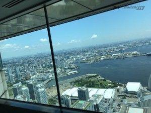 横浜 展望台