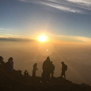 やったぜ!!富士登山!!